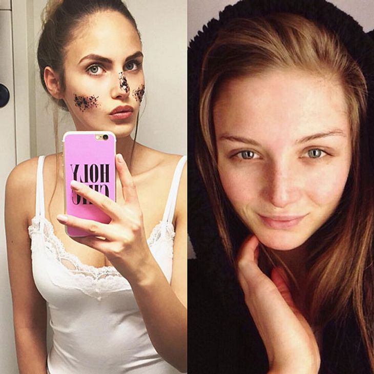 GNTM: Julia und Elena verraten ihren Promi-Crush