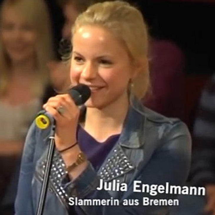 Julia Engelmann legte einen grandiosen Auftritt beim 5. Bielefelder Hörsaal-Slam hin.