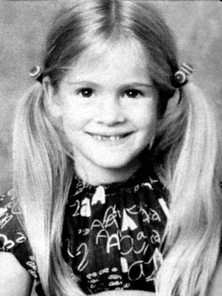 Die Kinderfotos der StarsAuch bei dieser Schauspielerin braucht niemand einen Tipp, um das unnachahmliche Lachen dieses Mädchens zu erkennen.