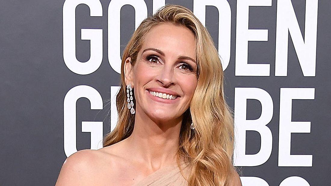 Julia Roberts: Darum zog sie bei den Golden Globes alle Blicke auf sich!