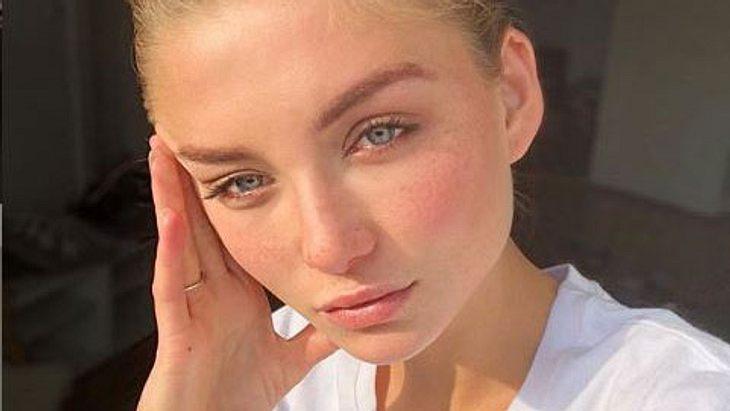 Trend Cut Julia Wulf Zeigt Ihre Neue Frisur Intouch
