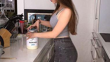 Instagram-Star Julia: 6 Kilo leichter dank dieser Diät! - Foto: Instagram/ julia.buc