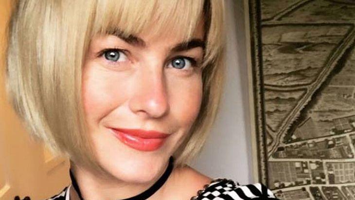 Julianne Hough Tragt Die Trend Frisur Fur Den Herbst Intouch