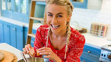 Julianne Hough Waffeln Rezept - Foto: Facebook