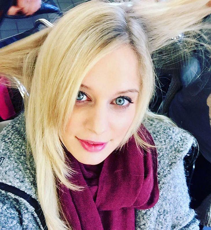Stars kurze blonde haare