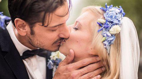 AWZ-Star Juliette Greco hat zum zweiten Mal geheiratet! - Foto: Thomas Biasotto