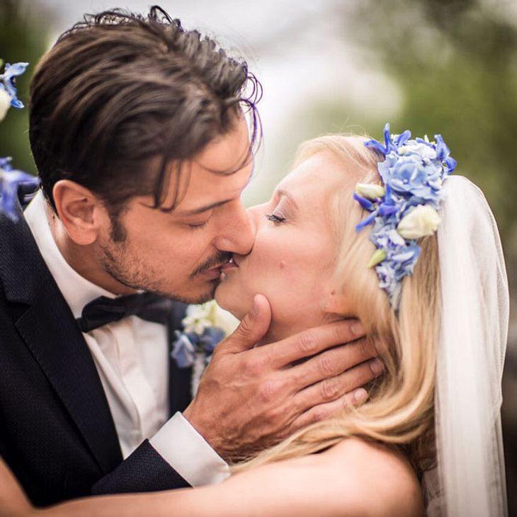AWZ-Star Juliette Greco hat zum zweiten Mal geheiratet!