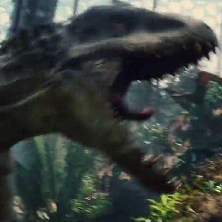 Jurassic World: Der zweite Trailer der Jurassic Park-Fortsetzung lehrt das Fürchten!