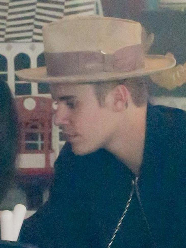 Justin Bieber hat jetzt raspelkurze Haare