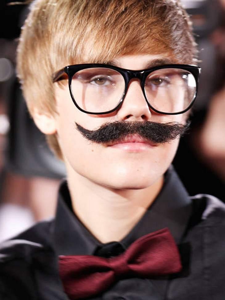 "Justin Bieber - Seine schönsten Momente: Januar 2011,Justin Bieber perfekt getarnt bei den ""Critics' Choice Awards""."