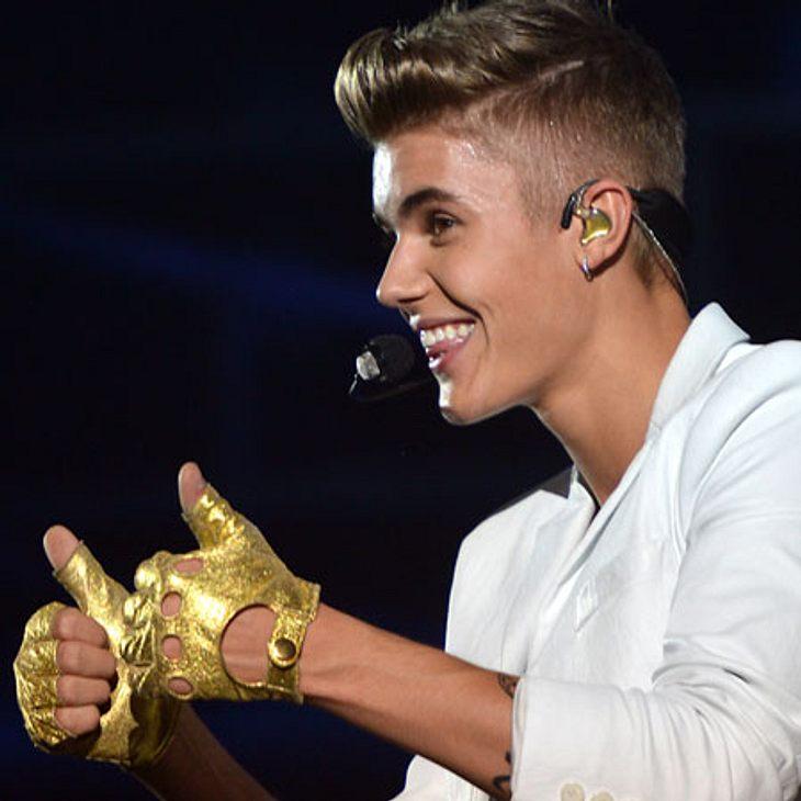 Justin Bieber vermisst immer noch sein Äffchen Mally...