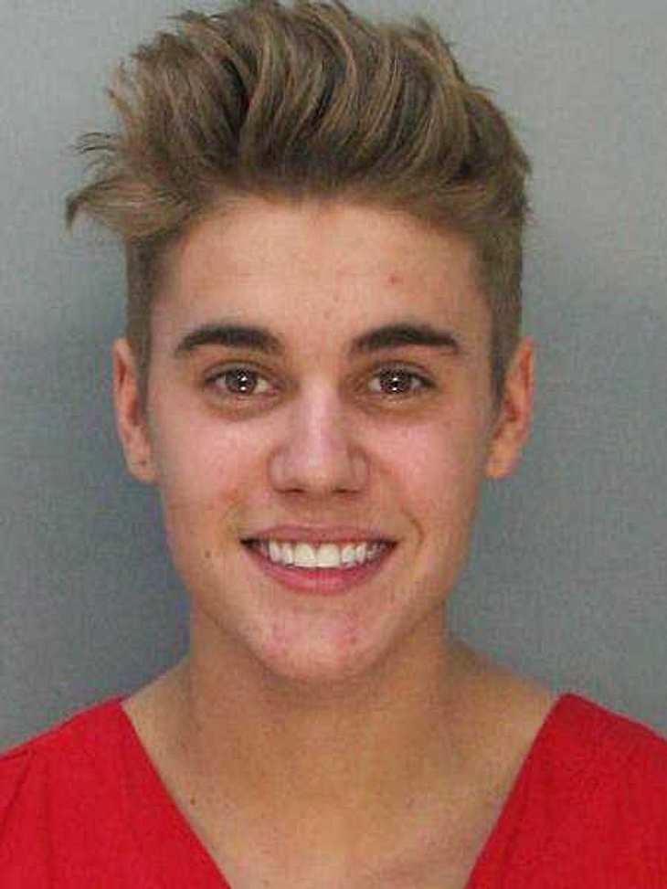 Justin Bieber musste zur Leibesvisitation