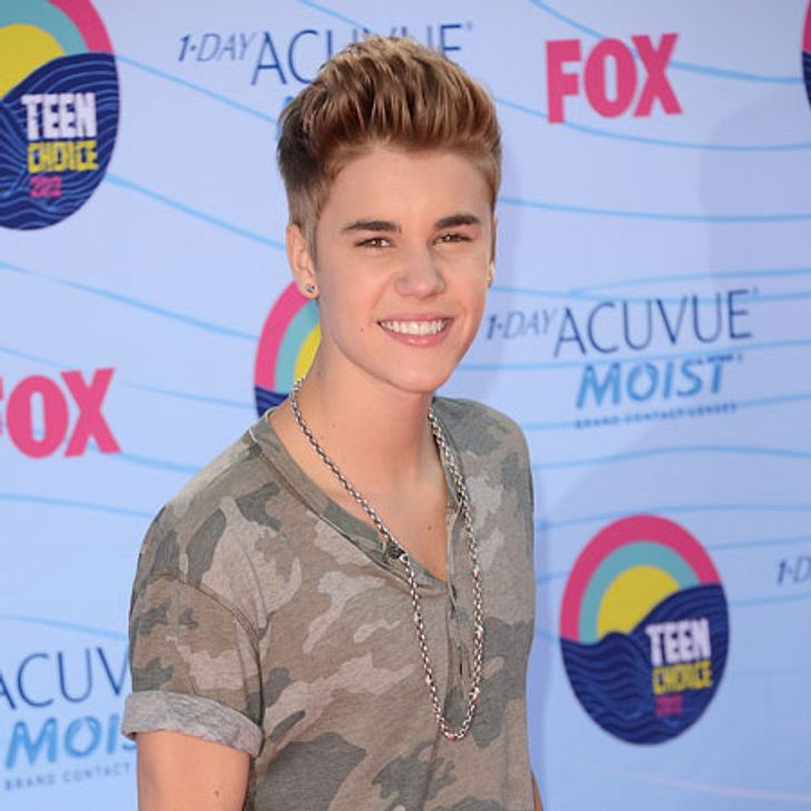 Justin Bieber bombardiert Selena Gomez mit SMS