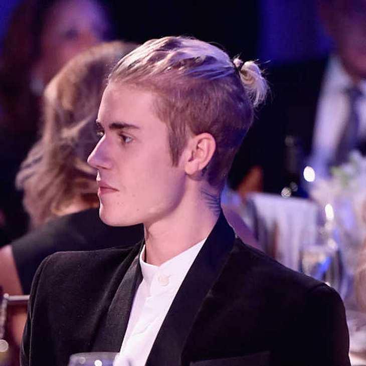 Justin Bieber Tragt Jetzt Manner Dutt Intouch