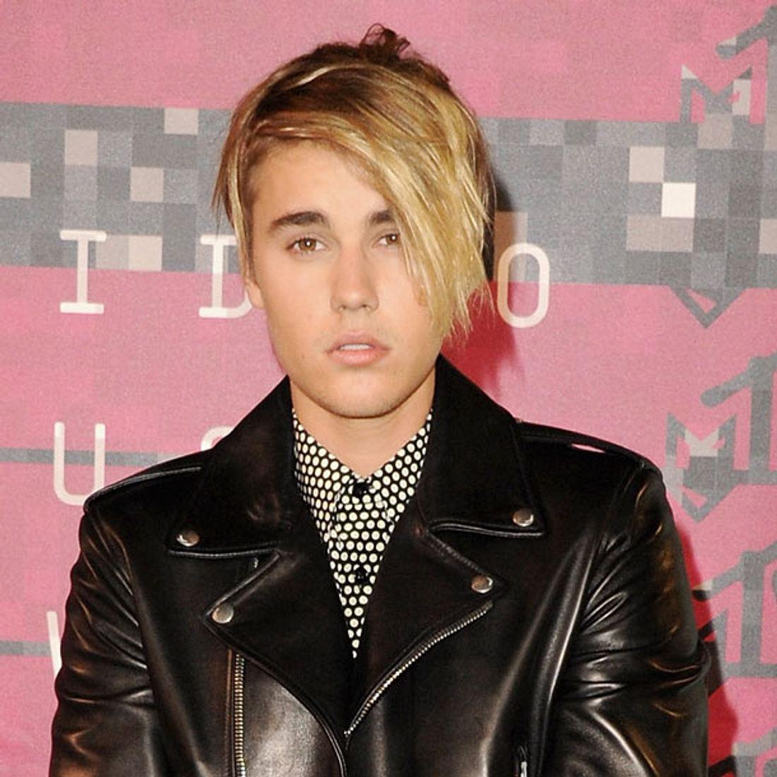 Justin Bieber Frisur