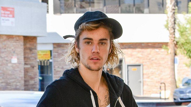 Justin Bieber hat sich die Haare abrasiert