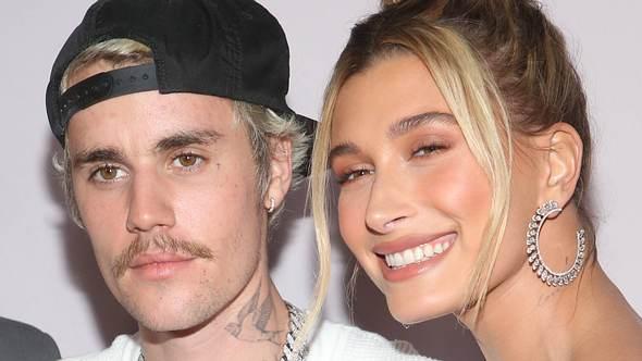 Justin und Hailey Bieber - Foto: imago