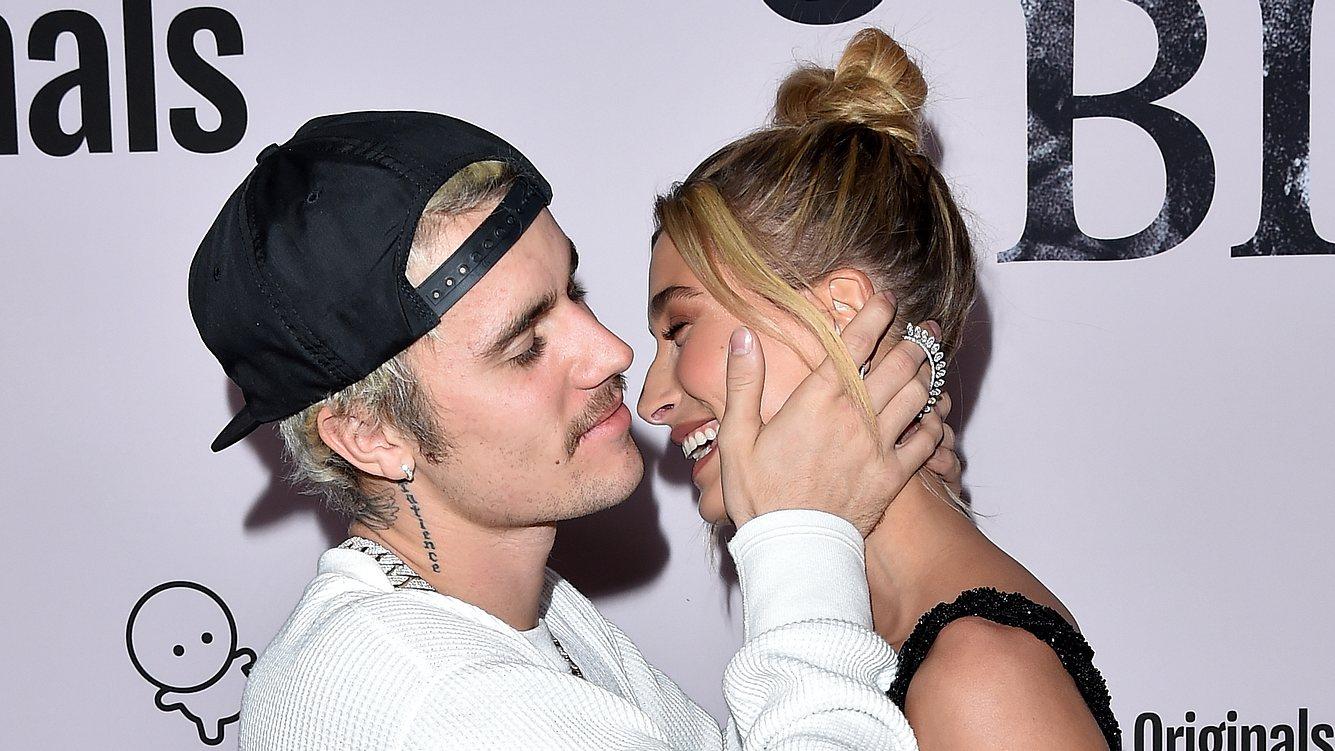 Justin und Hailey