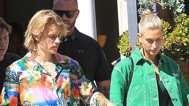 Justin Bieber und Hailey Baldwin - Foto: Getty Images