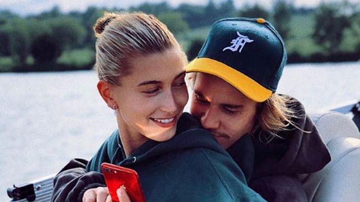 Justin Bieber & Hailey Bieber: Diese Fotos sind eine echte Sensation!   InTouch