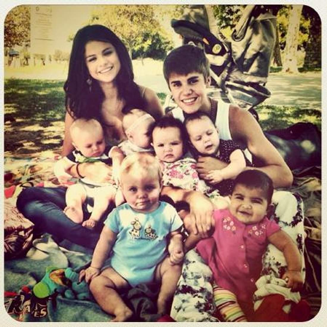 Justin Bieber möchte früh heiraten und schnell Kinder - aber so schnell?!