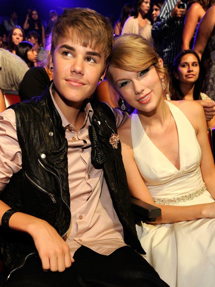 Justin Bieber & Taylor Swift waren mal gute Freunde...