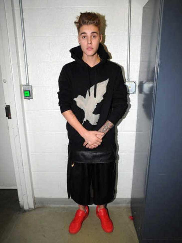 Justin Bieber: Null Respekt vor der Polizei!