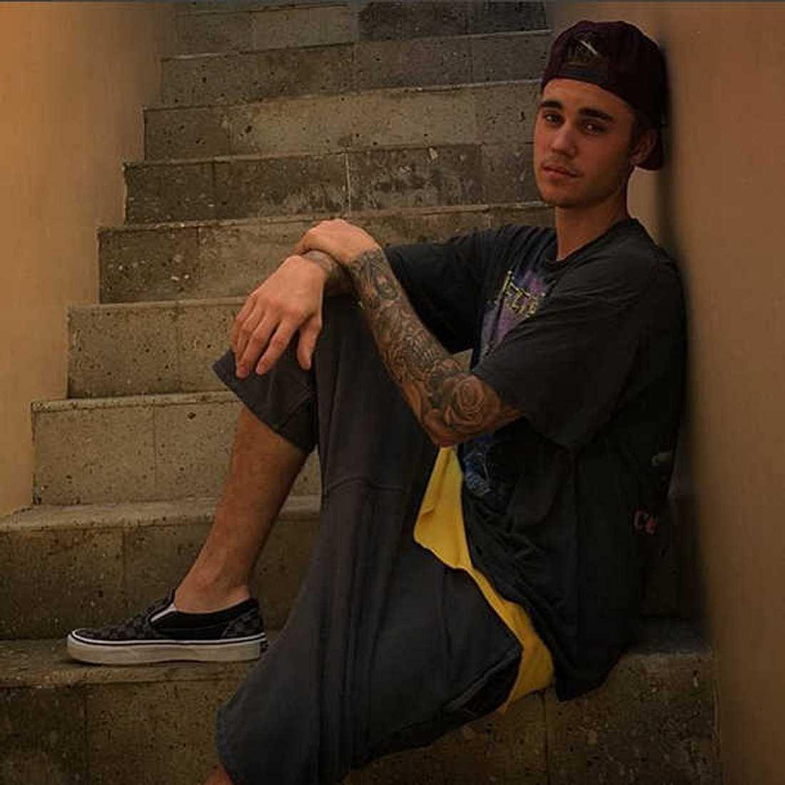 Justin Bieber Rauchen