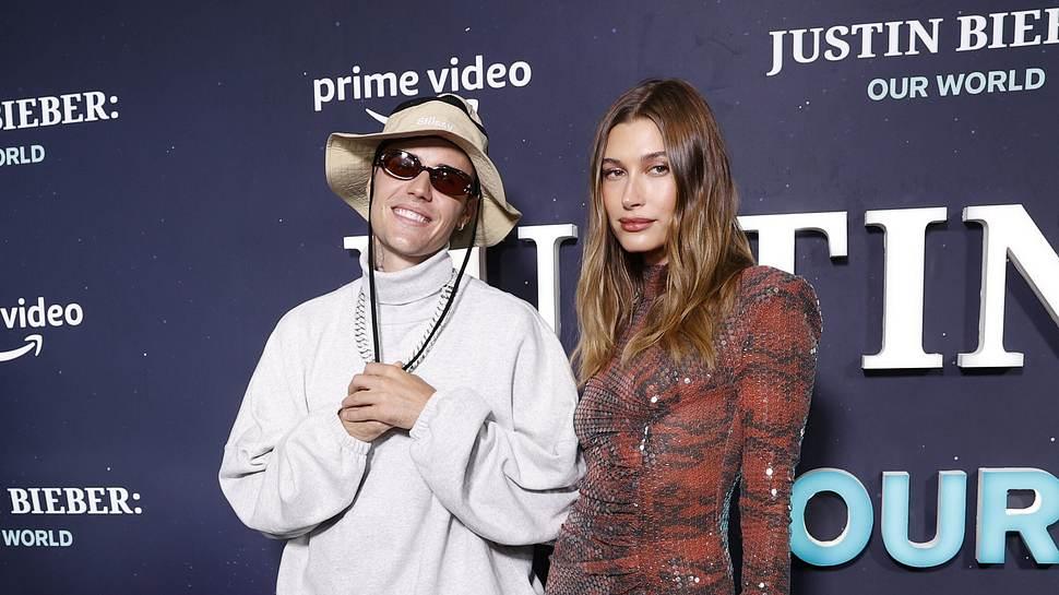 Justin und Hailey Bieber - Foto: IMAGO / UPI Photo