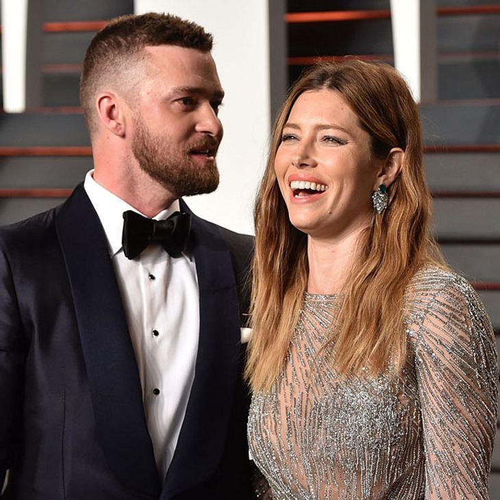Justin Timberlake und Jessica Biel erwarten Zwillinge