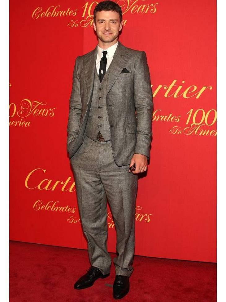 Justin Timberlake: Bald neuer Oscar-Moderator?