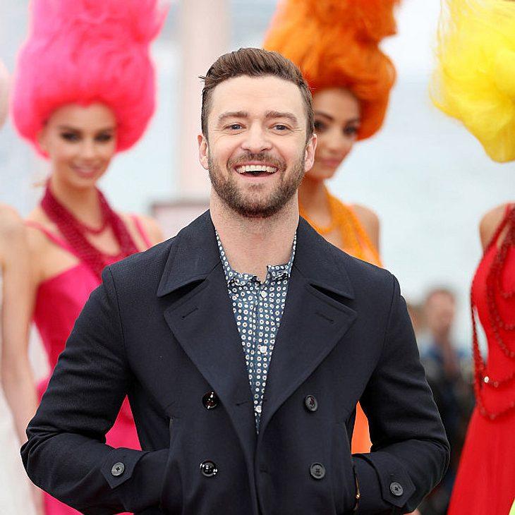 Justin Timberlake stürmt die US-Charts