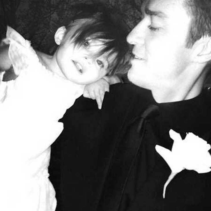 Justin Timberlake: Süßes Bild mit Baby!
