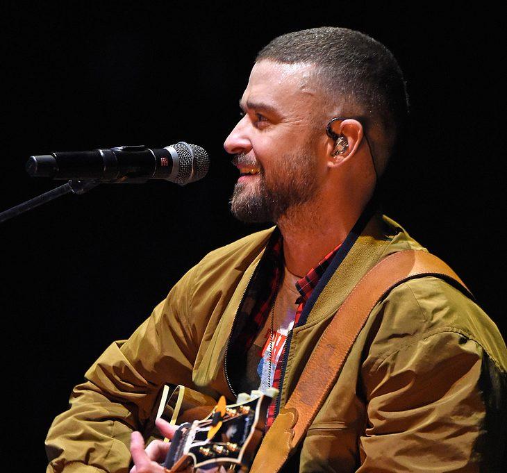 Justin Timberlake: Süße Baby-News