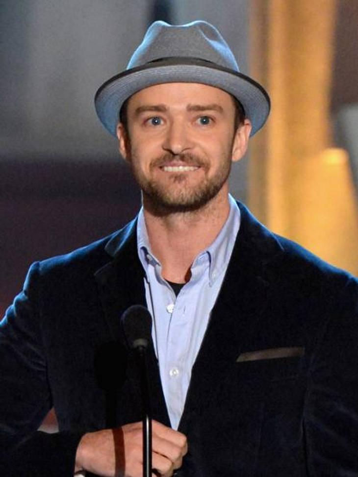 Sexy oder zottelig? Die Stars stehen auf BartWas ein Dreitagebart ausmachen kann! Mit Gesichtsbehaarung wirkt Justin Timberlake vor allem eines: viiiel cooler!