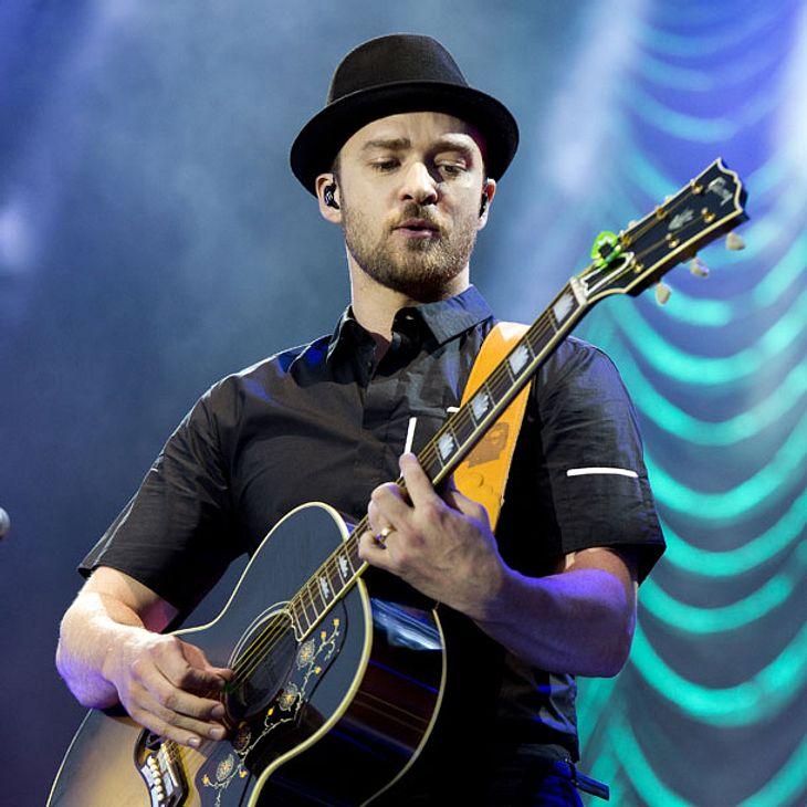 Justin Timberlake singt beim ESC