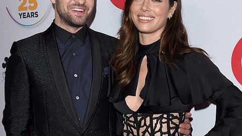 Justin Timberlake Jessica Biel Silas - Foto: Gettyimages