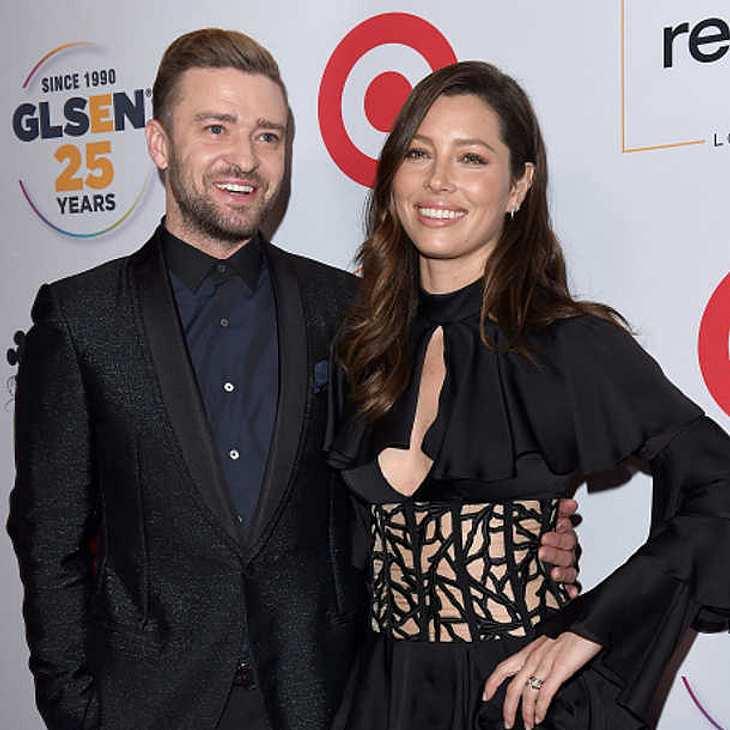Justin Timberlake Jessica Biel Silas