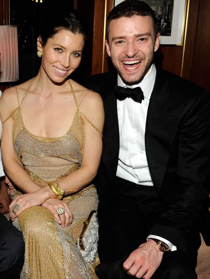 Justin Timberlake und Jessica Biel wollen erst einmal nicht heiraten