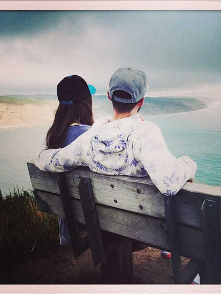 Jessica Biel und Justin Timberlake total verliebt!