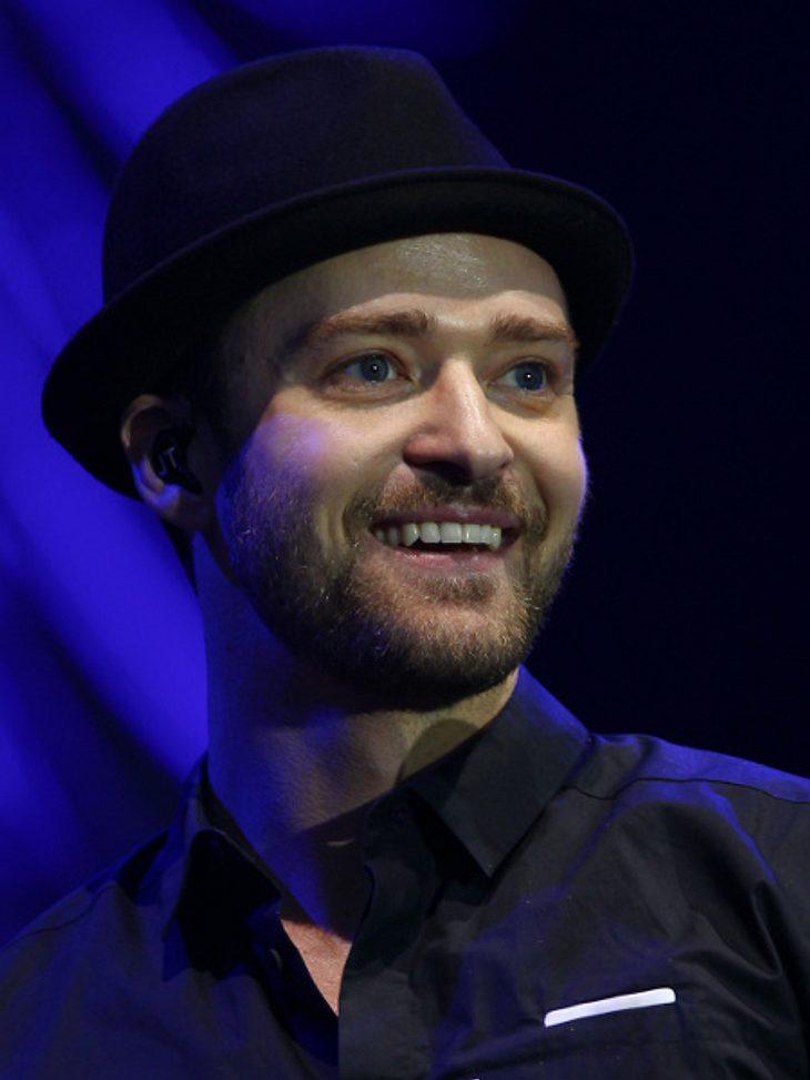 Justin Timberlake würde gerne einen Superschurken wie den Riddler verkörpern