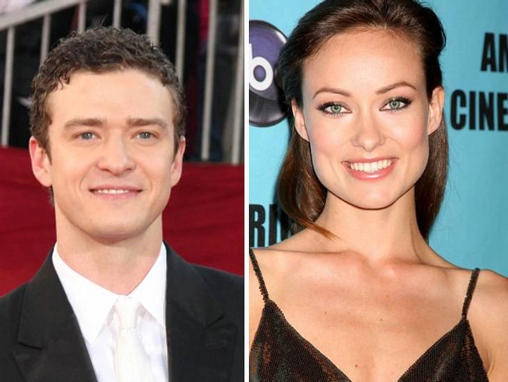 Justin Timberlake und Olivia Wild: Da soll was gehen