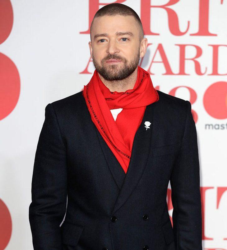 Justin Timberlake: Überraschende Sex-Beichte!