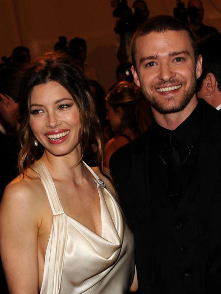 Justin Timberlake & Jessica Biel wollen mit der Familiengründung noch warten