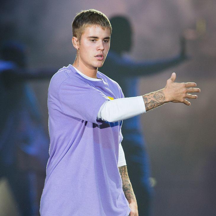Justin Bieber kann seine kreischenden Fans nicht mehr ertragen