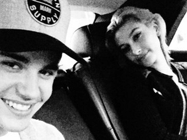 """Ständig zeigt Justin Bieber sich mit neuen """"Freundinnen"""""""