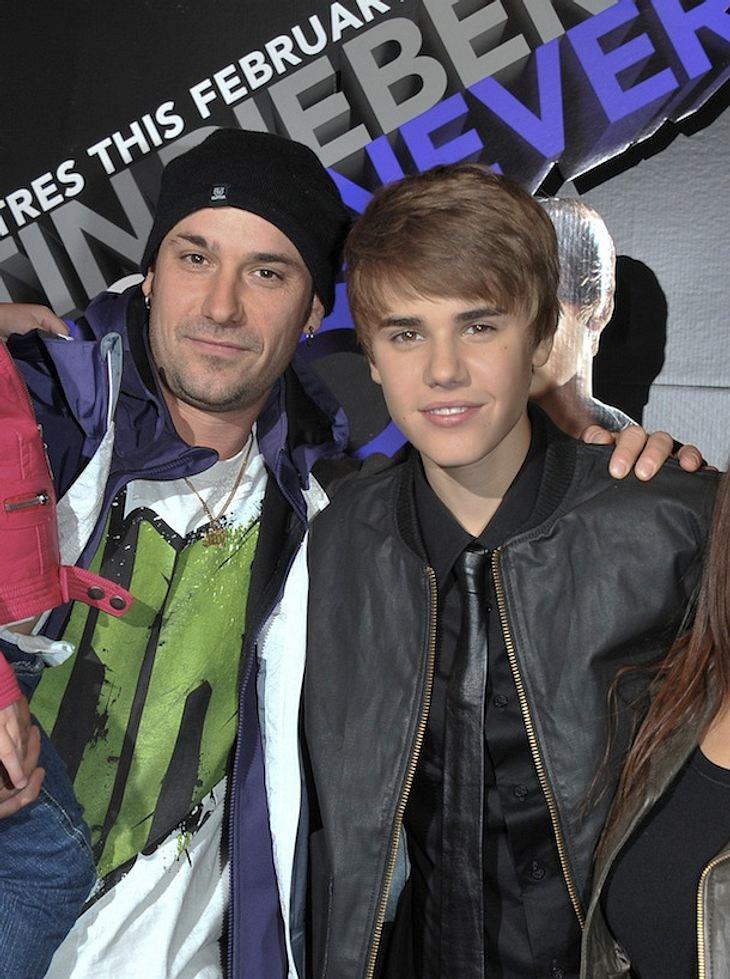 Justin Bieber: Peinliches Penis-Kompliment von Vater Jeremy auf Twitter