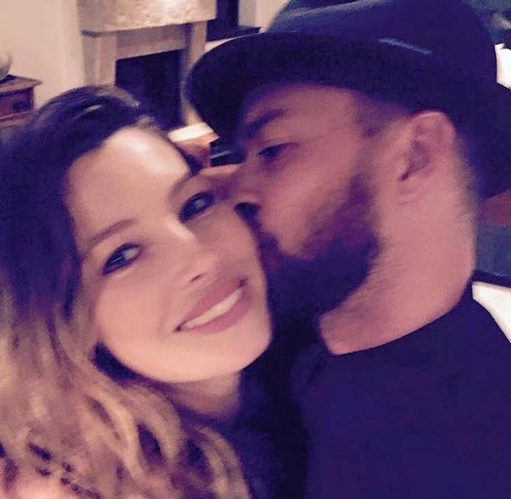 Jessica Biel: Süße Liebeserklärung von Justin Timberlake zum Geburtstag