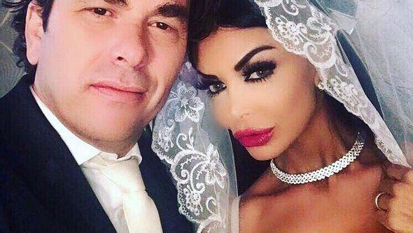 Kader Loth hat geheiratet - Foto: Facebook / Chris Hanisch