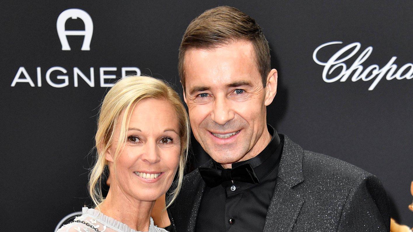 Kai Pflaume und Frau Ilke haben 2 Kinder